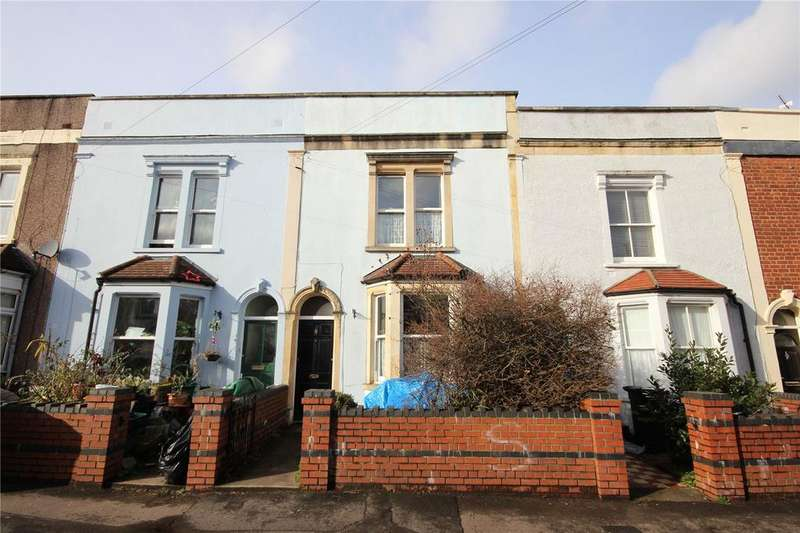 2 Bedrooms Terraced House for sale in Morgan Street, St. Agnes, Bristol, BS2
