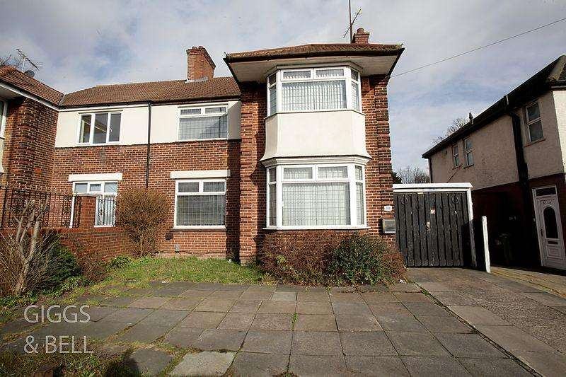 5 Bedrooms Semi Detached House for sale in Leagrave Road, Luton