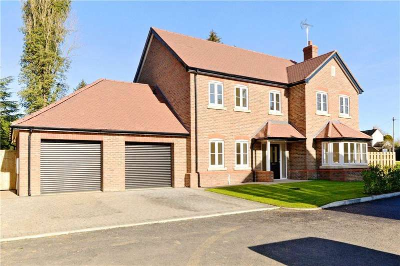 5 Bedrooms Detached House for sale in Harrup Close, Stoke Hammond, Buckinghamshire