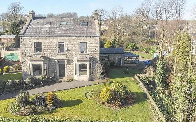 4 Bedrooms Semi Detached House for sale in Bankside Lane, Bacup, Lancashire