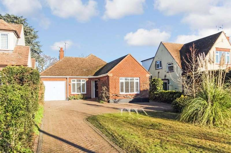 2 Bedrooms Detached Bungalow for sale in Hockley Road, Rayleigh