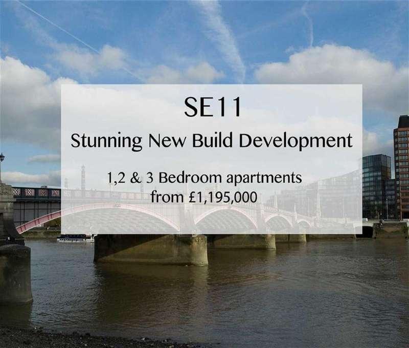 2 Bedrooms Apartment Flat for sale in Pratt Walk, London
