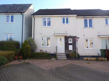 3 Bedrooms End Of Terrace House for sale in Southway, Plymouth, Devon