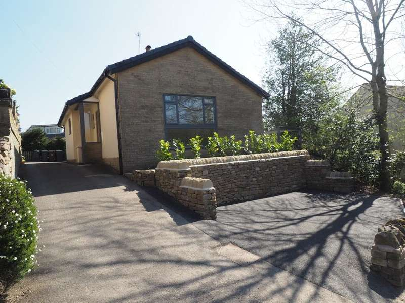 2 Bedrooms Detached Bungalow for sale in Green Lane, Chinley, High Peak, Derbyshire, SK23 6BN