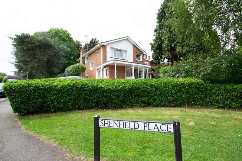 4 Bedrooms Detached House for sale in Shenfield Place, Shenfield, Brentwood, Essex, CM15