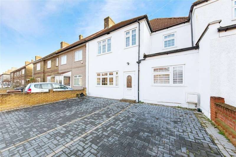 5 Bedrooms Terraced House for sale in Baron Road, Dagenham, RM8