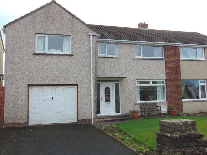 5 Bedrooms Semi Detached House for sale in Garborough Close, Crosby