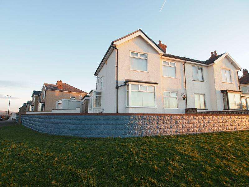 3 Bedrooms Semi Detached House for sale in Craiglands Avenue, Heysham