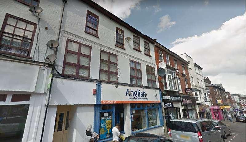 1 Bedroom Flat for sale in Wellington Street, Luton