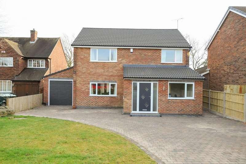 4 Bedrooms Detached House for sale in Deerlands Road, Ashgate