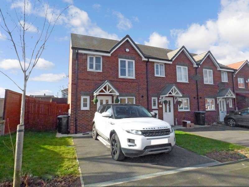 3 Bedrooms Property for sale in Blenheim Road South, Middlesbrough, North Yorkshire, TS4 2GB
