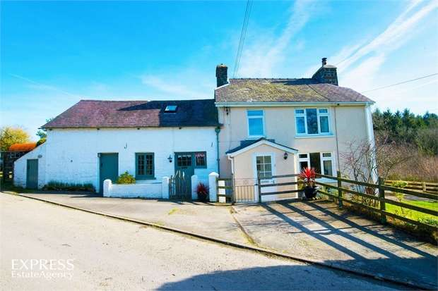 5 Bedrooms Detached House for sale in Cei Bach, Llanarth, Ceredigion