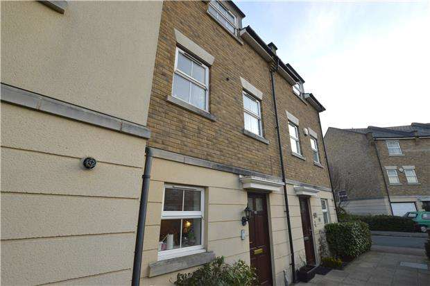 4 Bedrooms Terraced House for sale in Brookbank Close, CHELTENHAM, Gloucestershire, GL50 3NA