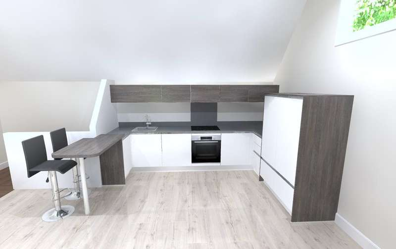 1 Bedroom House for sale in Old County Hall , Truro,
