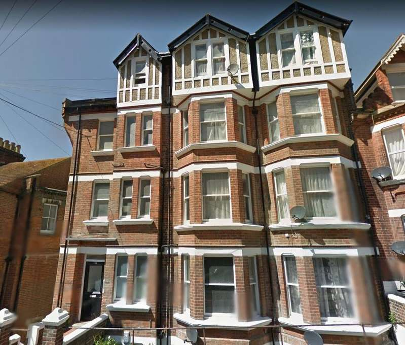 3 Bedrooms Block Of Apartments Flat for sale in Milward Road, Hastings TN34
