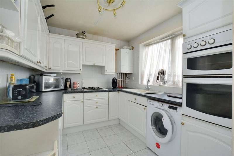 2 Bedrooms End Of Terrace House for sale in Prince Henry Road, Charlton, London, SE7