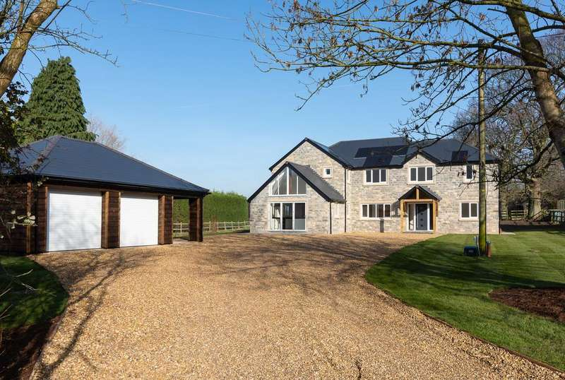 5 Bedrooms Detached House for sale in Stunning individual brand new home in Sandford