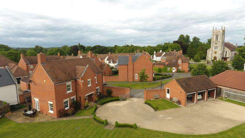 5 Bedrooms Detached House for sale in Church Close, Stratford-Upon-Avon