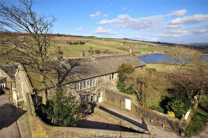9 Bedrooms Detached House for sale in Ponden Hall, Stanbury, Haworth, Keighley, West Yorkshire