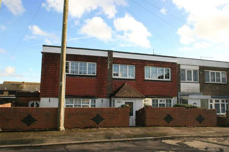 3 Bedrooms End Of Terrace House for sale in Woodhay Walk, West Leigh, Havant, Hampshire, PO9