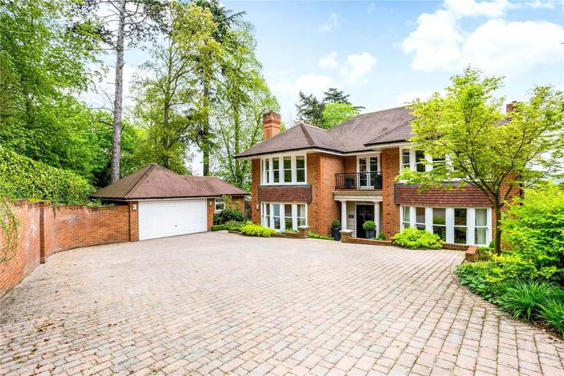 5 Bedrooms Detached House for sale in Henley Road, Marlow, Buckinghamshire, SL7