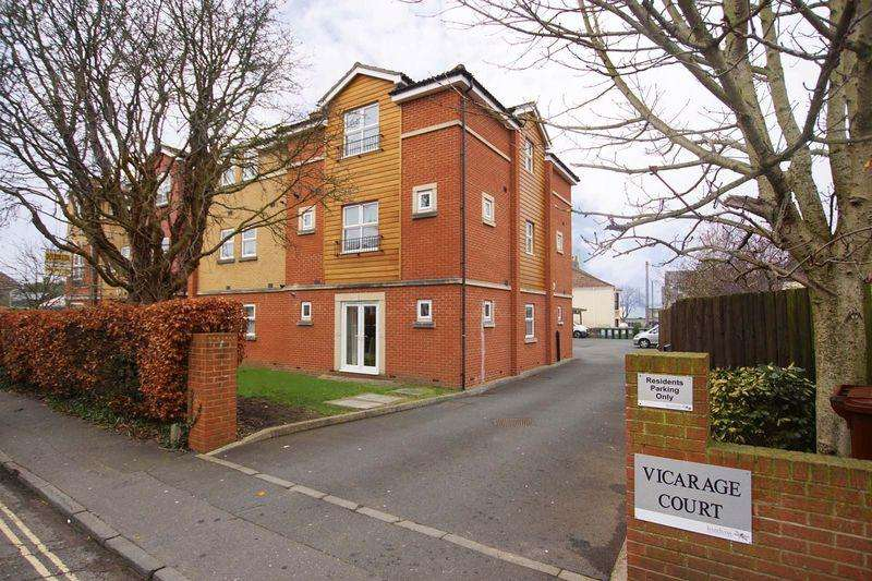 2 Bedrooms Apartment Flat for sale in Vicarage Court, Victoria Avenue, Bristol, BS5 9NH