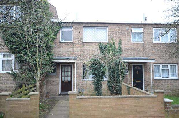 3 Bedrooms Terraced House for sale in Kinver Walk, Reading, Berkshire