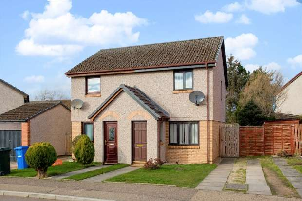 2 Bedrooms Semi Detached House for sale in Drainie Way, Lossiemouth, Moray, IV31 6SZ