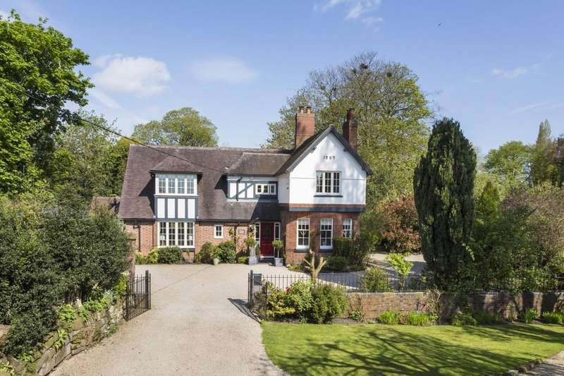 4 Bedrooms Detached House for sale in Main Road, Newton Regis