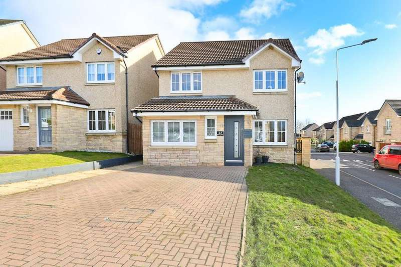 4 Bedrooms Detached House for sale in Lochty Drive, Kinglassie, Lochgelly