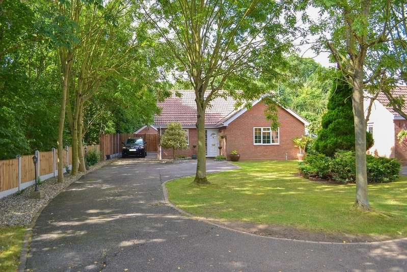 3 Bedrooms Chalet House for sale in Hodges Holt, Maldon Road, Witham, CM8 1HT