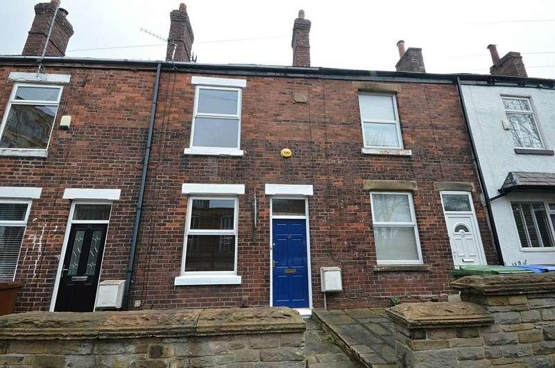 3 Bedrooms Terraced House for sale in Upper Hibbert Lane, Marple, Stockport