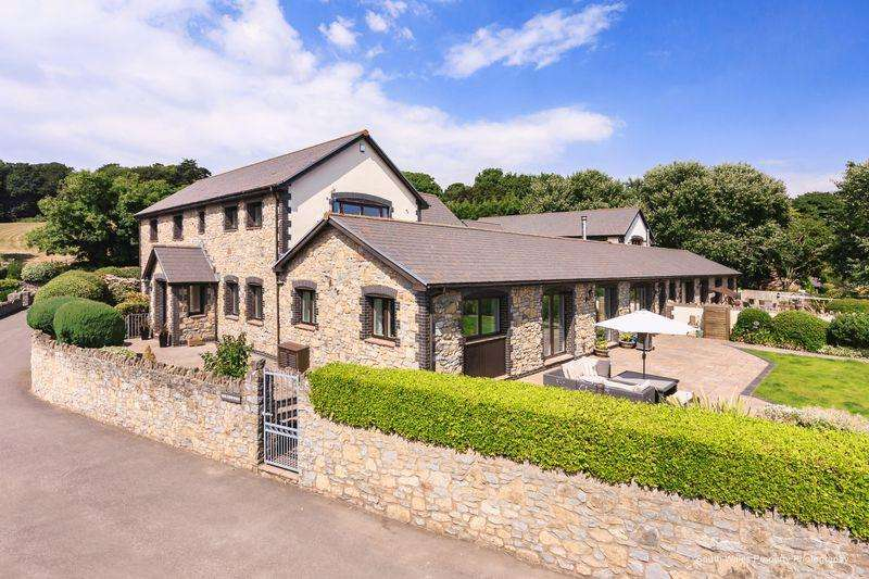 5 Bedrooms House for sale in St. Marys Well Bay Road, Penarth