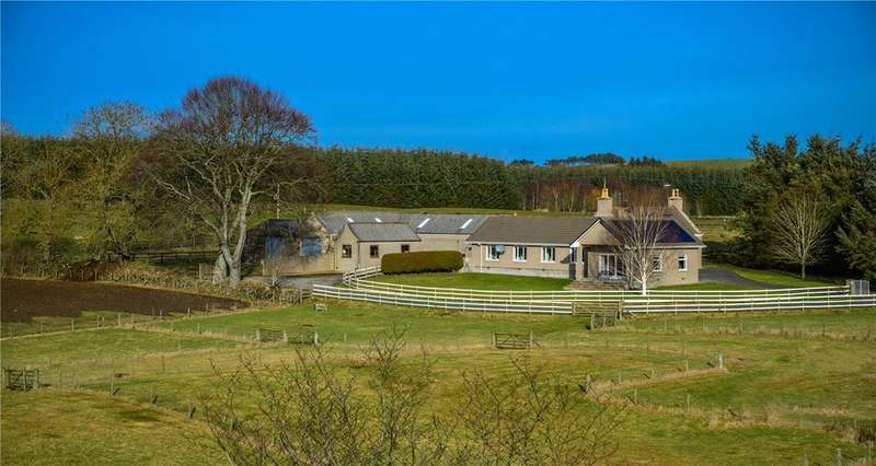 5 Bedrooms Detached House for sale in Eastfield, Keith Hall, Inverurie, Aberdeenshire, AB51