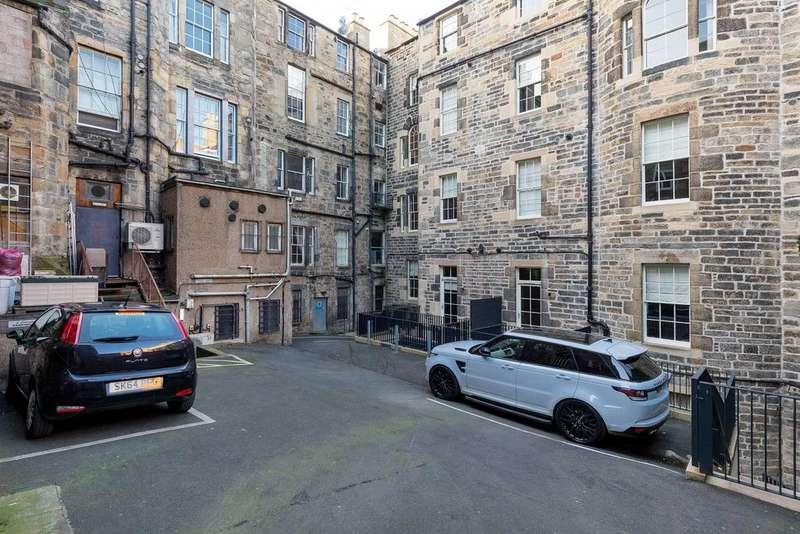 Parking Garage / Parking for sale in Thistle Street North West Lane, New Town, Edinburgh EH2