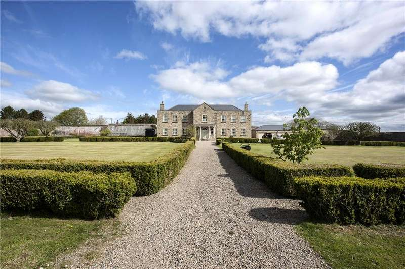 5 Bedrooms Equestrian Facility Character Property for sale in Stanwick, Richmond, North Yorkshire, DL11