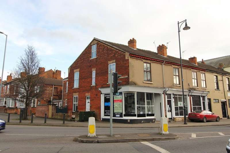 6 Bedrooms End Of Terrace House for sale in Trinity Street, Gainsborough