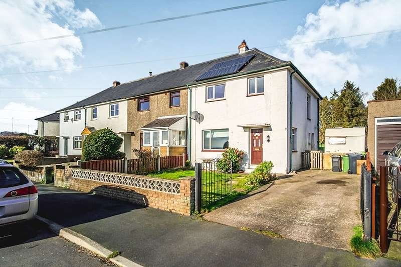 3 Bedrooms Property for sale in Fell View, Anthorn, Wigton, CA7