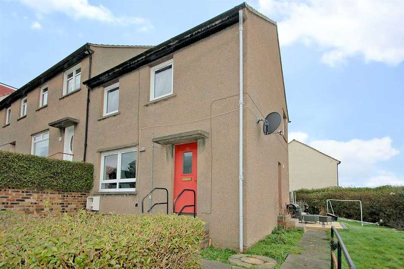 2 Bedrooms End Of Terrace House for sale in Whitelaw Crescent, Dunfermline