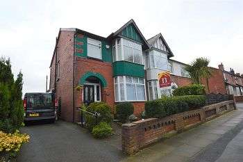 3 Bedrooms Semi Detached House for sale in Devonshire Road, Heaton, BL1 5LD