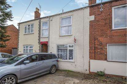 4 Bedrooms Terraced House for sale in Wyberton West Road, Boston, Lincolnshire, England