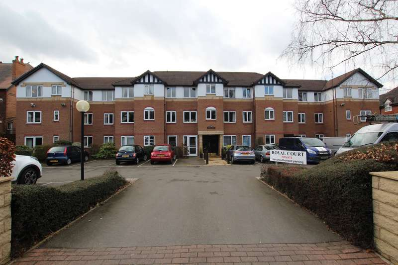 1 Bedroom Retirement Property for sale in Birmingham Road, Sutton Coldfield, B72 1LY