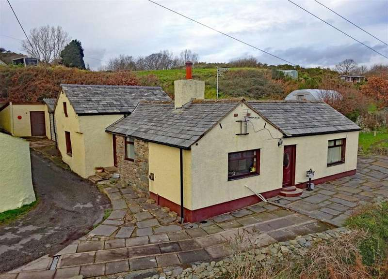 3 Bedrooms Detached House for sale in Hillbrow Cottage, Millom