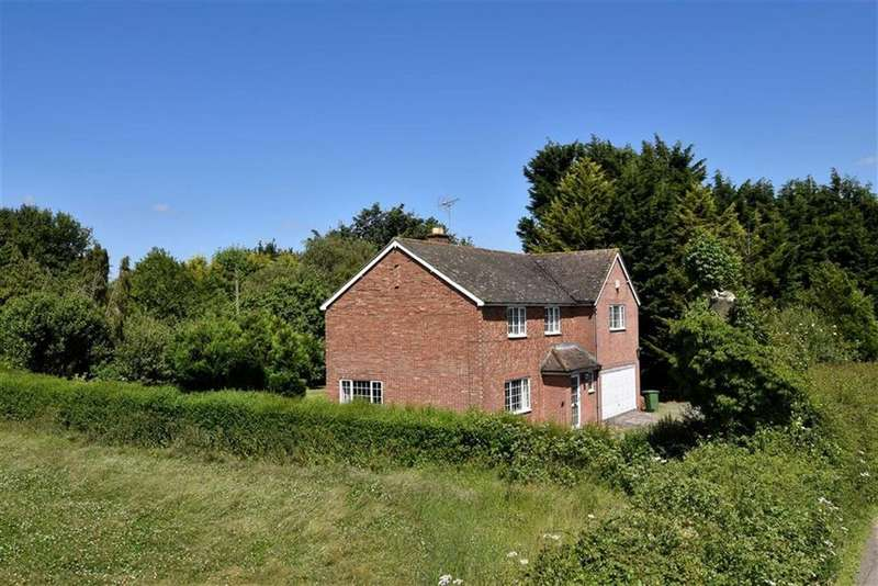 5 Bedrooms Detached House for sale in Wolferlow, Near Bromyard, Herefordshire
