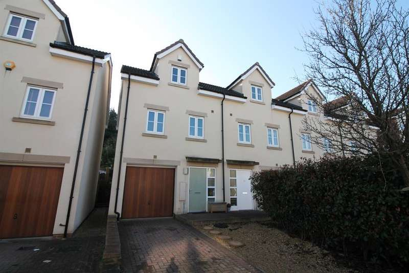 4 Bedrooms End Of Terrace House for sale in Springfield Road, Portishead, North Somerset, BS20 6LH