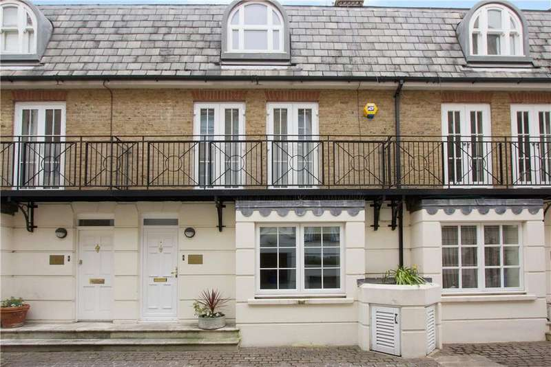 4 Bedrooms Terraced House for sale in College Place, Chelsea, London, SW10