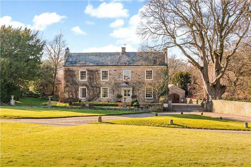 5 Bedrooms Detached House for sale in Ravensworth, Richmond, North Yorkshire, DL11