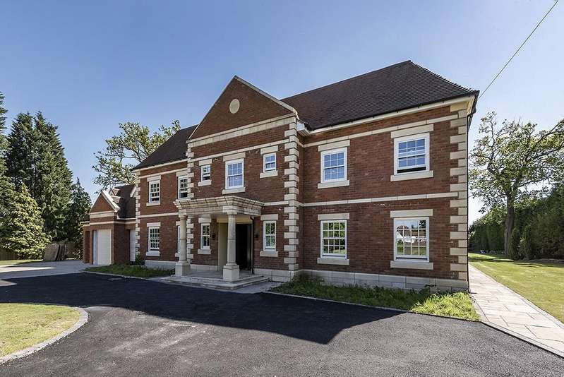 6 Bedrooms Detached House for sale in Vicarage Hill, Tanworth In Arden, Solihull, B94