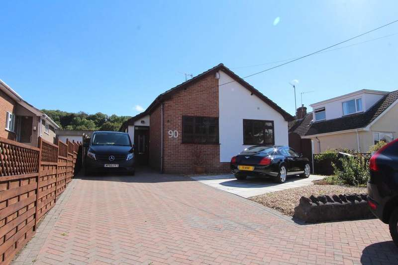 3 Bedrooms Detached Bungalow for sale in Great views in Yatton