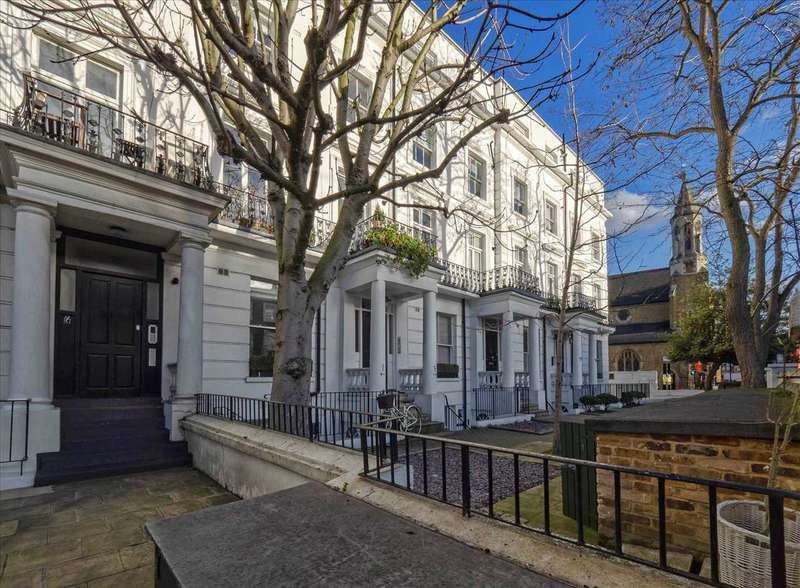 2 Bedrooms Apartment Flat for sale in Lizmans Terrace, 89-95 Earls Court Road, London